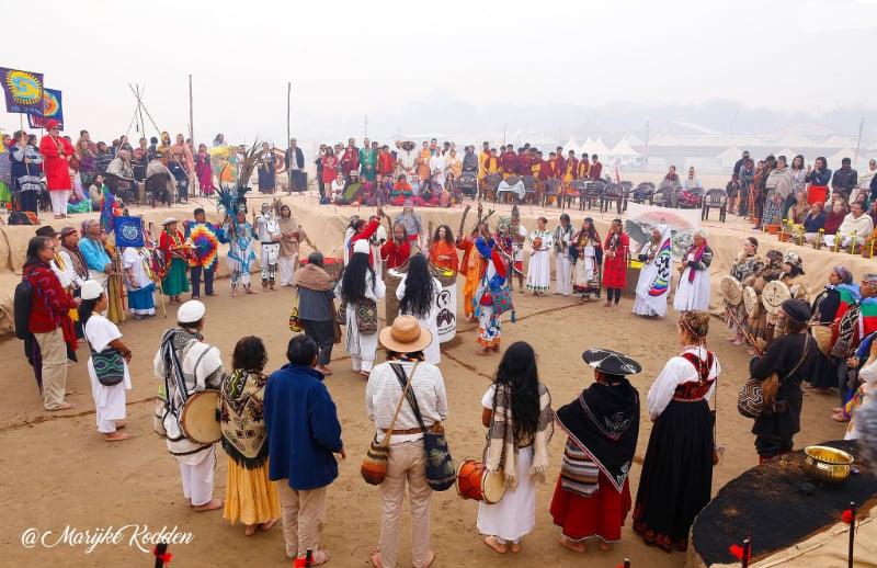 kule kiva ceremonie bijeenkomsten elder wisdomkeeper cultuurdrager