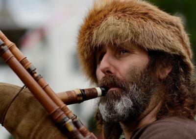 ceremonieel huwelijk huwelijksceremonie handfasting bronwereld philip van der zee middeleeuws viking keltisch indiaans sjamanistisch prehistorisch huwelijkceremonies 3