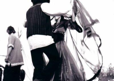 ceremonieel huwelijk huwelijksceremonie handfasting bronwereld philip van der zee middeleeuws viking keltisch indiaans sjamanistisch prehistorisch huwelijkceremonies 5